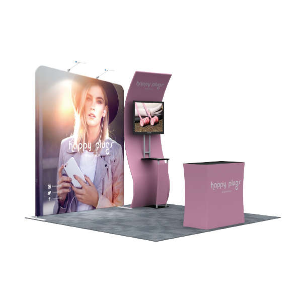 10ft Booth Solution-Booth 105